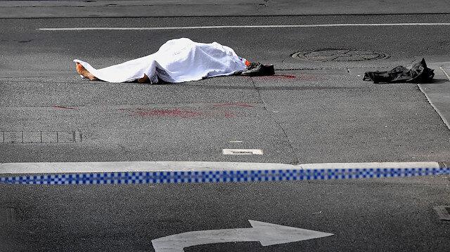 Avustralya'da bıçaklı saldırgan 1 kişiyi öldürdü.