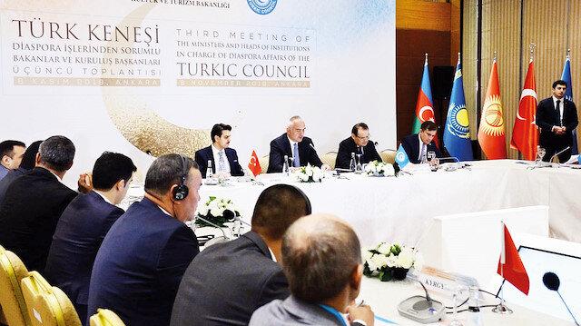 Türk dünyası iş birliğiyle güçlenecek