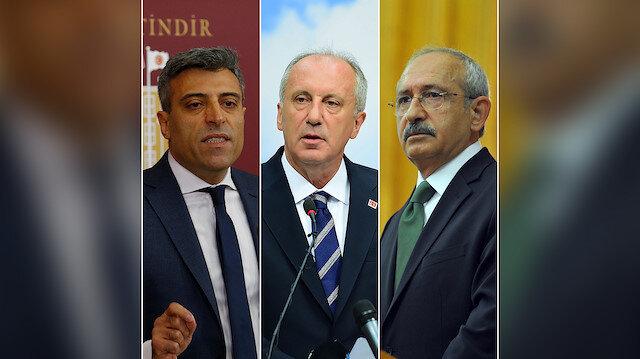 Öztürk Yılmaz Kılıçdaroğlu'na kafa tuttu