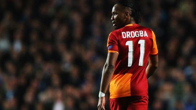 Efsane golcü Drogba kariyerini noktaladı