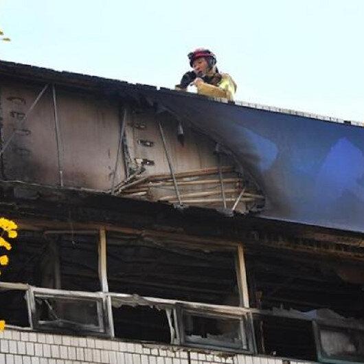 مصرع 7 أشخاص جراء حريق وسط عاصمة كوريا الجنوبية