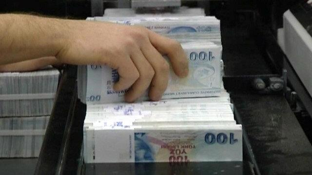 Merkez'den piyasaya 96 milyar lira