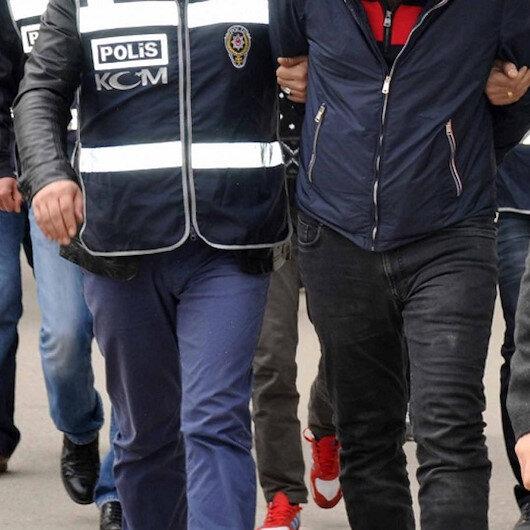Ağrı'da PKK'ya yardım eden 9 kişi tutuklandı