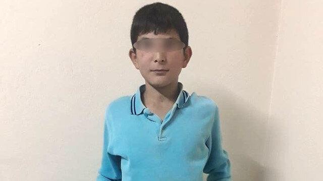 Okul müdürü tarafından dövüldüğü iddia edilen 12 yaşındaki Ö.K.