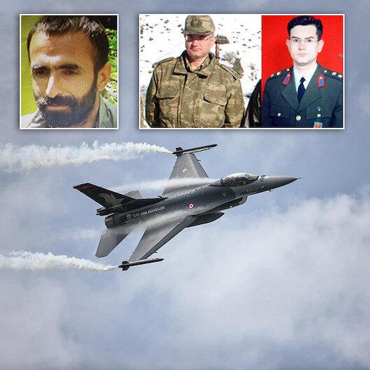 Şehit Binbaşı Ercan Kurt'un katili öldürüldü