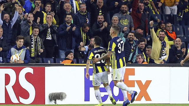 Fenerbahçe-Anderlecht: 2-0 (Maç özeti ve tüm goller)