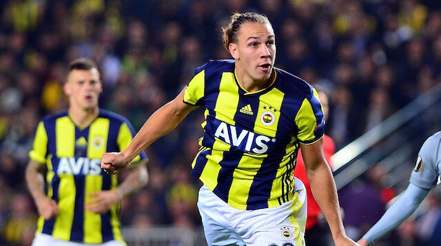 Fenerbahçe Avrupa Ligi'nde Anderlecht'i 2-0 yendi