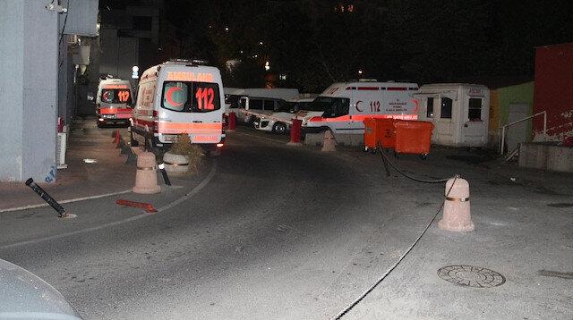 Park yeri kavgası: Ambulans şoförü bıçaklandı