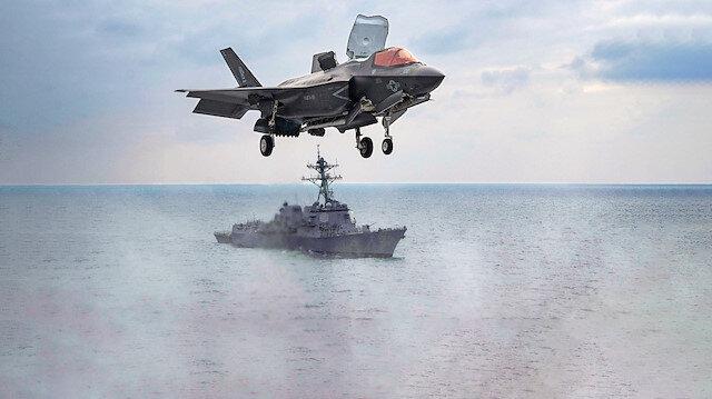 Uçak gemisi ve ilk deniz pilotları geliyor