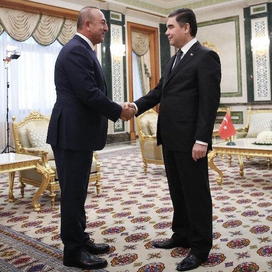 Çavuşoğlu'ndan Türkmenistan'a teşekkür