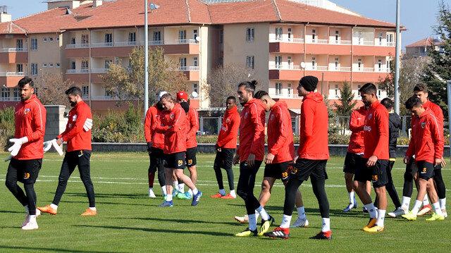 Galatasaray maçı öncesi Kayserispor'da 7 eksik