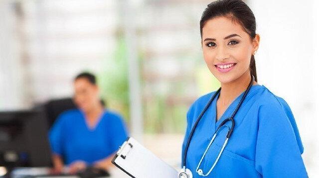 Her okulda sağlık personeli olacak