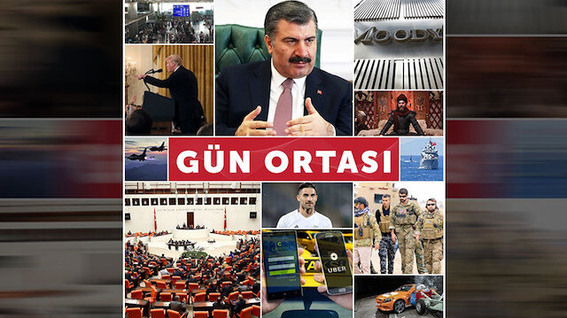 9 Kasım 2018 Cuma gününün öne çıkan haberleri.