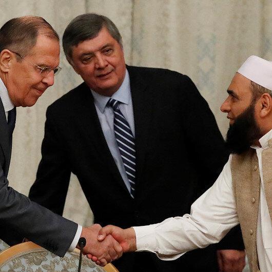 Rus arabuluculuğunda Taliban-Afganistan görüşmesi