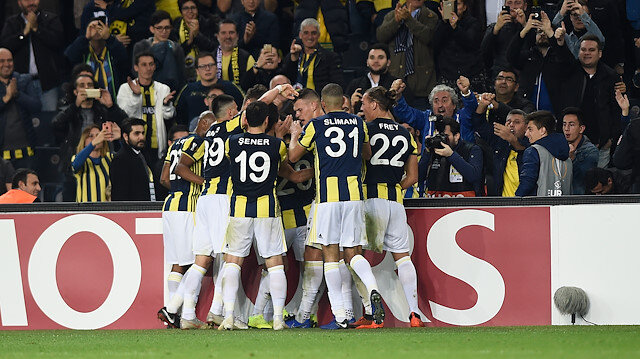Fenerbahçe'nin Anderlecht galibiyetinde önemli rol oynayan Valbuena, 1 gol ve 1 asistlik performans sergilemişti.