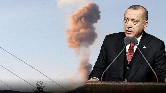 Erdoğan: Hakkari'de 7 evladımız şehit oldu
