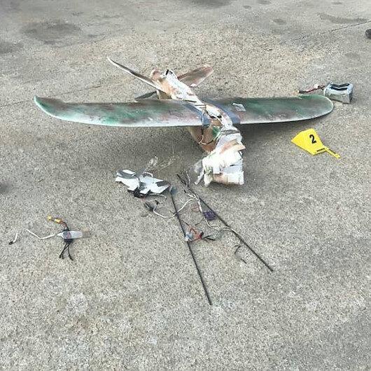 Bomba yüklü PKK'nın maket uçakları düşürüldü