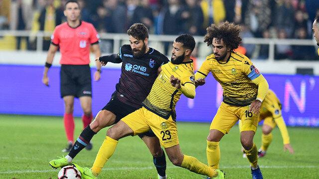 Malatyaspor Trabzonspor maç özeti ve golleri.