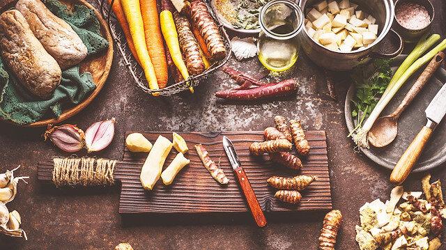 En lezzetli yerelması tariflerini sizler için derledik.