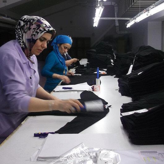 Tekstilde Cumhuriyet tarihi rekoru kırıldı