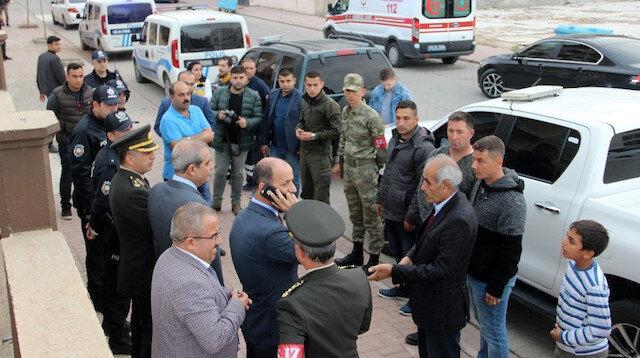 Hakkari'de şehit düşen 7 askerden biri olan Şanlıurfalı erin ailesine acı haber verildi.