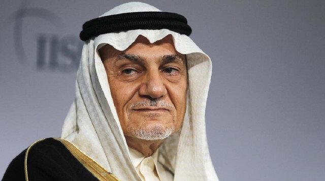 رئيس الاستخبارات السعودية الأسبق الأمير تركي الفيصل