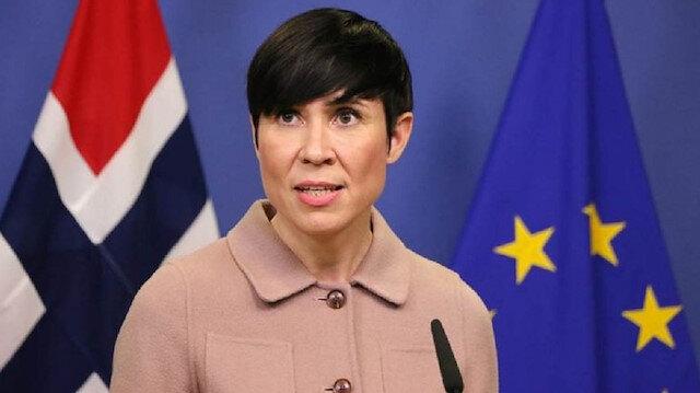 Norveç Dışişleri Bakanı Ine Eriksen Soreide
