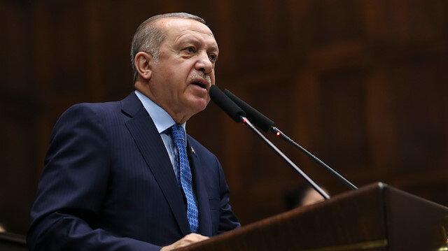 Erdoğan: Hakkari'de 4 evladımız şehit oldu