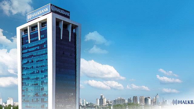Halkbank, aktif büyüklüğünü geçen yıl sonuna göre yüzde 26,8 artışla 387,3 milyar TL'ye taşıdı.