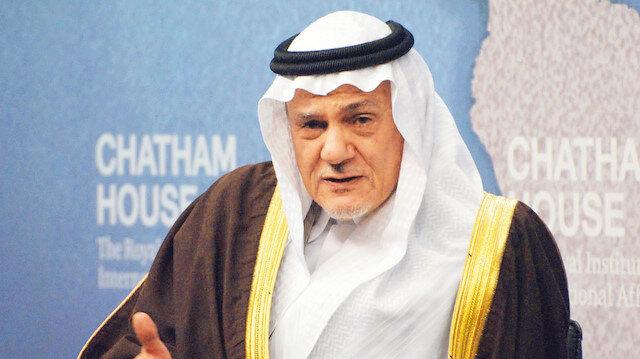 Eski Suudi İstihbarat Başkanı: Riyad asla kabul etmeyecek