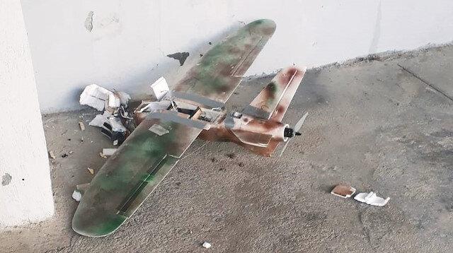 Şırnak'ın 8 noktası, üzerlerine C-3 tipi patlayıcı monte edilmiş ve uzaktan kumanda edilen model uçaklı terör saldırısına sahne oldu
