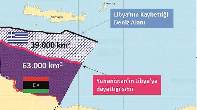 Milli Savunma Bakanı Hulusi Akar'ın Libya ziyaretinde Yunanistan'ın Doğu Akdeniz'deki işgalinin masaya yatırıldığı öğrenildi