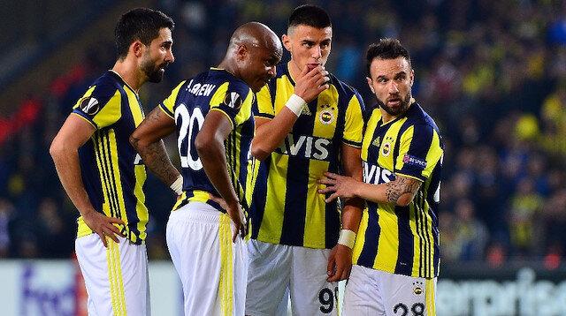 Fenerbahçe'den Alanyaspor maçına özel forma