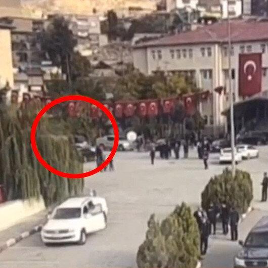 Şırnak'taki Drone'lu saldırı girişiminin görüntülerine ulaşıldı