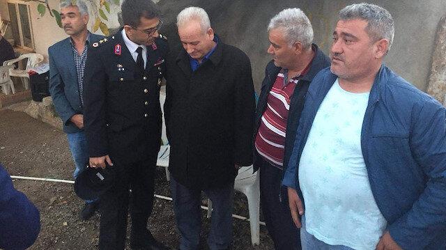 Piyade Uzman Çavuş Ömer Doğan'ın acı haberi Mersin'in Erdemli ilçesindeki ailesine ulaştırıldı.
