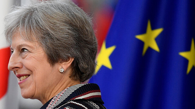 May suffers new blow as minister resigns over Brexit