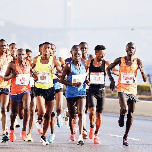 En keyifli maraton