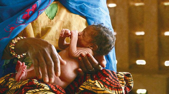 'Doğmak En Temel Hak' projesiyle binlerce yaşama dokundu.