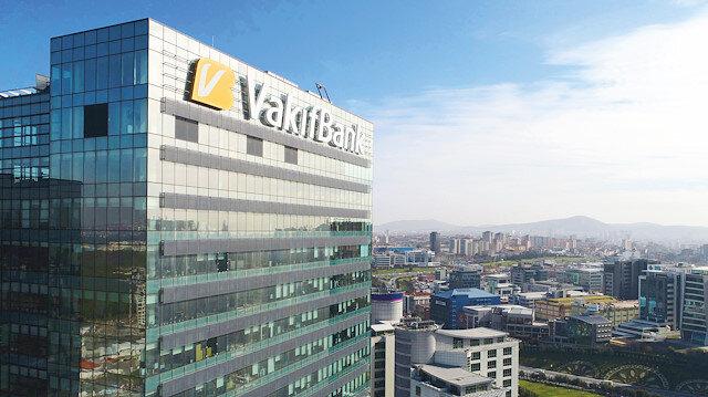 VakıfBank'ın ortalama özkaynak karlılığı yüzde 16,6 seviyesinde gerçekleşti.VakıfBank'ın ortalama özkaynak karlılığı ise yüzde 16,6 seviyesinde gerçekleşti.