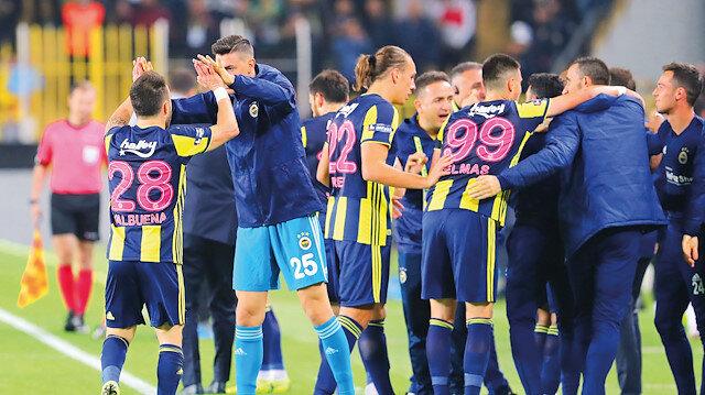Fenerbahçe nihayet