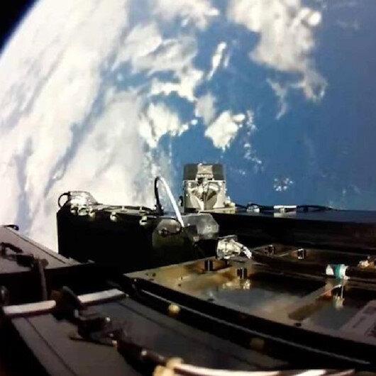 İlk uydusunu başarılı bir şekilde fırlattı