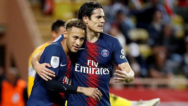 Monaco-PSG maçında VAR damgası