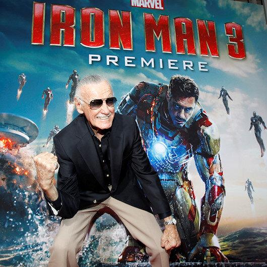 Marvel'in efsane ismi Stan Lee hayatını kaybetti