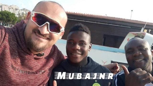 Başakşehir Zambiyalı oyuncuyu deneyecek