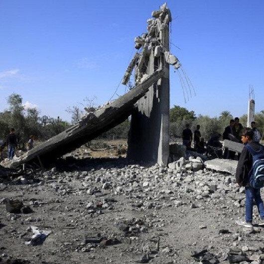 """الاحتلال يدمر """"عمدا"""" مبانٍ سكنية بغزة للضغط على الفصائل الفلسطينية"""