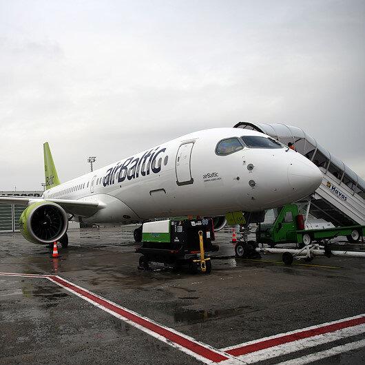 أيرباص تعرض طائرتها الجديدة في مطار أتاتورك بإسطنبول