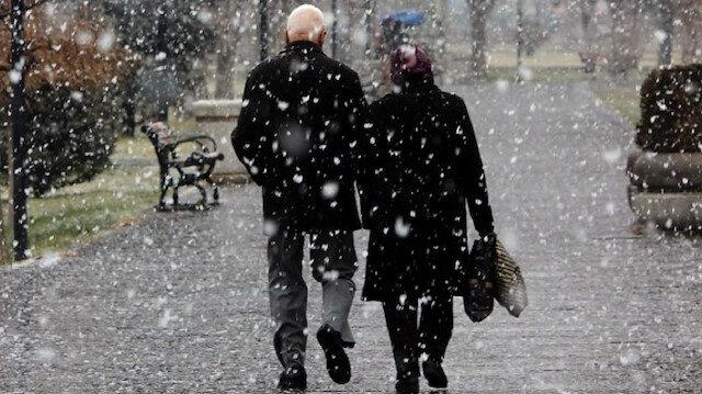 Meteorolojiden yağmur, kar, sel, buzlanma uyarısı