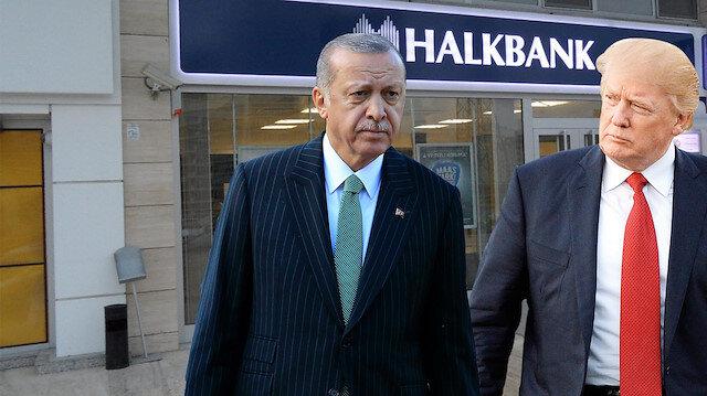 Trump'tan Halkbank tepkisi: Niye bu kadar uzadı?