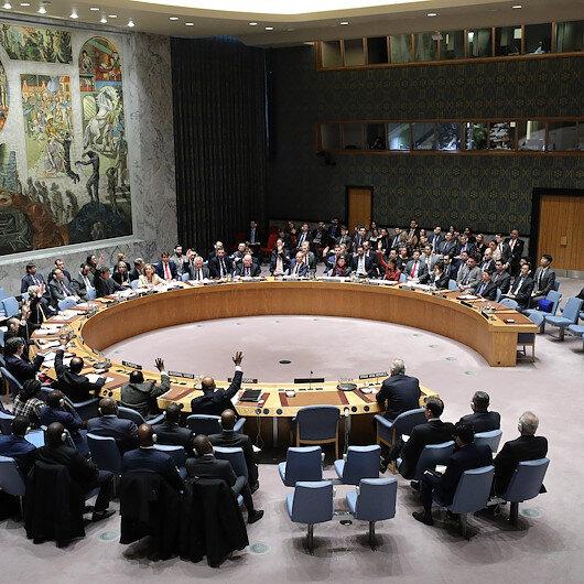 İsrail'in Gazze'ye saldırıları için BMGK acil toplantıya çağrıldı