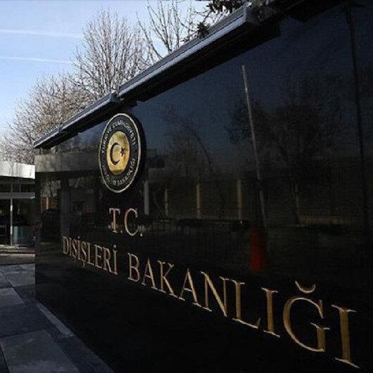 الخارجية التركية تدين هجوما إرهابيا في العاصمة الأفغانية